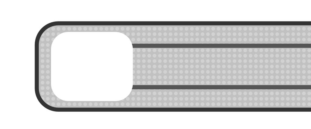 Platinwiderstand in der Spitze des Mantelwiderstandsthermometer
